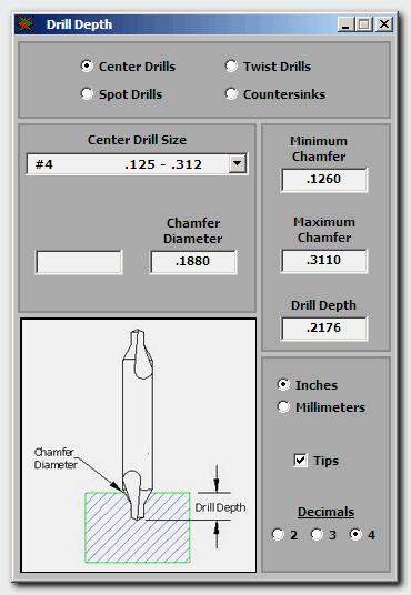 Machinist Calculator Freeware